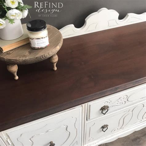 buffet  medium brown dye stain general finishes