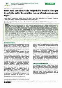 Pdf  Manual Therapy  Posturology  U0026 Rehabilitation Journal