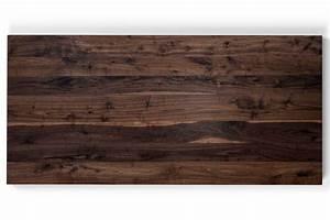 Tischplatte Nach Maß : naturholz tischplatte nussbaum nach ma holzpiloten ~ Eleganceandgraceweddings.com Haus und Dekorationen
