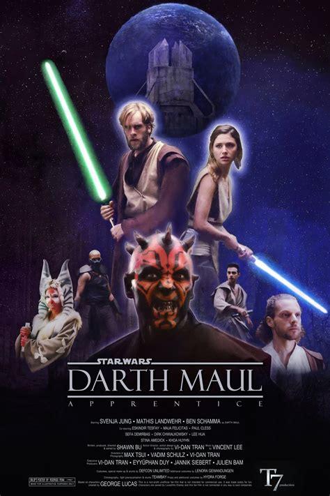 Star Wars Darth Maul Wallpaper Darth Maul Apprentice Dma Poster By Rodrigo Pena On Deviantart