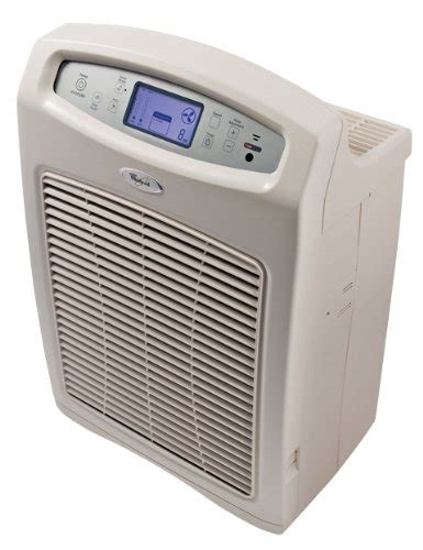 best fan and air purifier whirlpool apr45130l whispure 300 cadr electronic air
