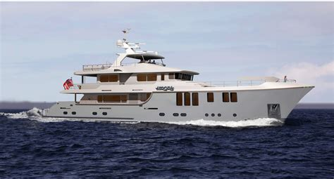 First Nordhavn 120 Sold  Oceanlines Ltd
