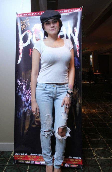 Nikita Mirzani Indonesian Actress