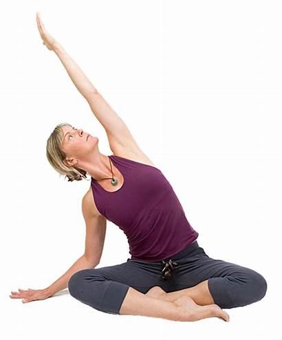 Yoga Stretch Poses Side Sukhasana Pose Easy