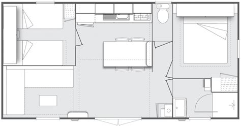 mobil home o hara 3 chambres a vendre mobil home neuf o 39 hara 784 2014