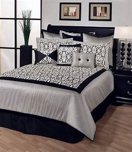 Black And White Bedrooms Pictures Ideas Home Decorate Ideas