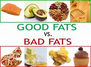 A weight off my mind!: Fats can be the good guys too!!!