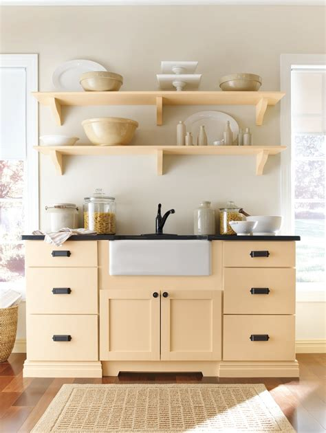 Martha Stewart Living Cabinet Line Now Available At Home
