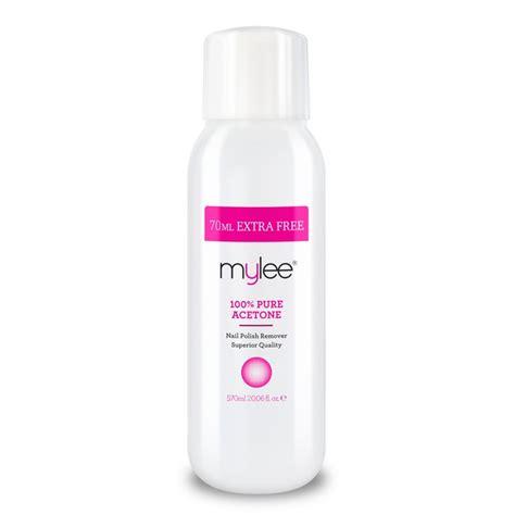 Mylee Mylee 100% Pure Acetone 570ml Superior Quality Nail