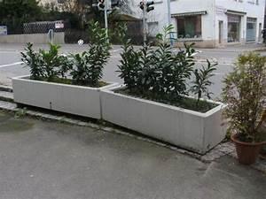 2 beton blumenkubel pflanztroge in nordheim sonstiges With französischer balkon mit stabile fussballtore für den garten