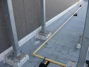 Single Ply Modified Bitumen Roof