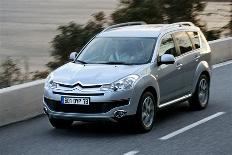 Citroën C-crosser 15 Widescreen Car Wallpaper
