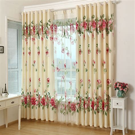 beautiful drapes for living room beautiful and living room curtains with flowers