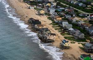On N C  U2019s Outer Banks  Scary Climate