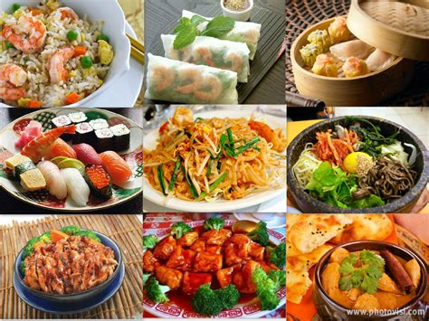 cuisine chinoise what think about foods and asians