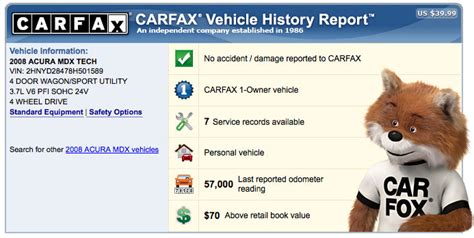 How To Read And Understand A Carfax Vehicle History