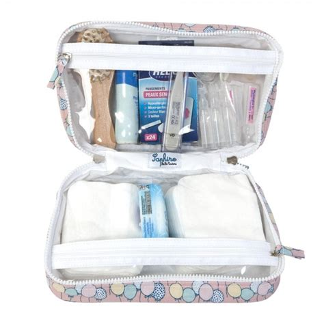 trousse de toilette high toiletry lou saphire b 233 b 233 couture
