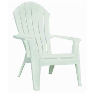 shop mfg corp white resin stackable patio adirondack chair at lowes