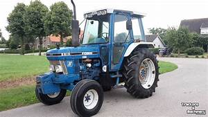Ford 5610 - Used Tractors - 1986 - 4268gt
