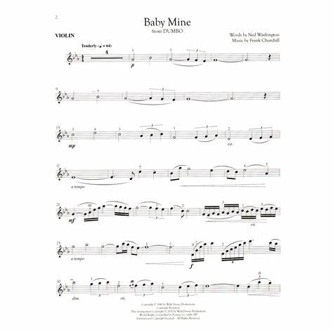 What tutorial you like to see on easymusic channel? Disney Songs - for Solo Violin & Piano - 11 Arrangements - Hal Leonard Publications | SHAR Music ...