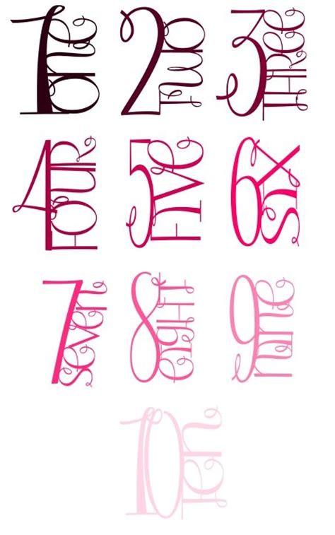 numbers text lettering cricut cricut fonts