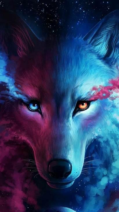 Wolf Wallpapers Wolves Moon Ice Lighting Desktop