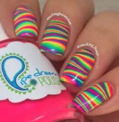 Easy cute summer nail art designs ideas