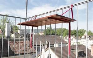 Balkon Klapptisch Zum Einhängen : balkon tisch awesome magnificent kleiner runder balkontisch sammlung vorhang a schones ~ Sanjose-hotels-ca.com Haus und Dekorationen