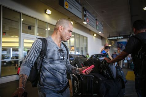 World Champion Boxer Miguel Cotto trains hard for his ...