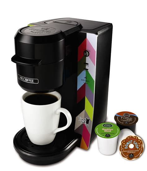 Since the keurig is so popular, single cup use packs are popping up everywhere. Mr. Coffee Single Serve Coffee Maker As Low As $44.99 (Reg. $124.99)