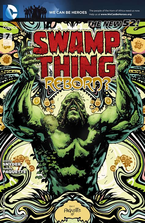 swamp  vol   dc  fandom powered  wikia