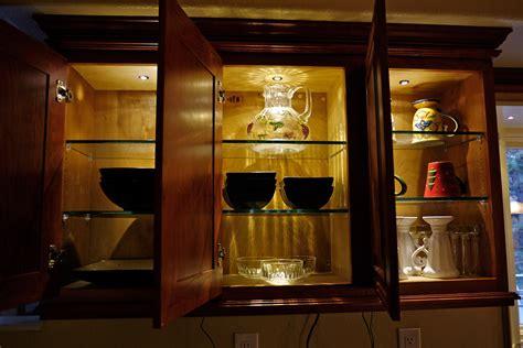 kitchen glass cabinet lighting led light design led cabinet lighting fixtures led under