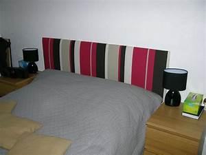 Tete De Lit Maison : fabrication maison de tete de lit ~ Zukunftsfamilie.com Idées de Décoration