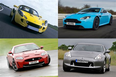 cheap sports cars  supercars auto express