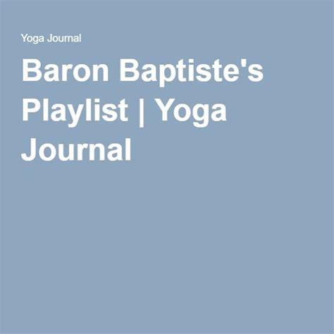 Baron Baptiste Yoga Sequence Kayayoga Co