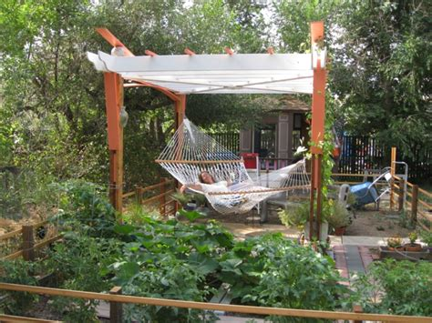 Hängesessel Garten Und Garten Hängematte  60 Ideen, Wie