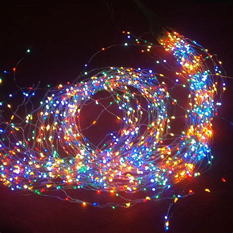 Copper Wire Led Light String For Party Wedding