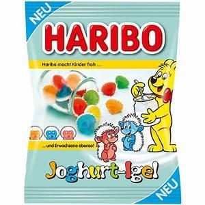 Sweets Online De : haribo joghurt igel 175g online kaufen im world of sweets shop ~ Markanthonyermac.com Haus und Dekorationen