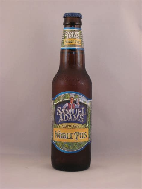 Samuel Adams Noble Pils | Beer Infinity
