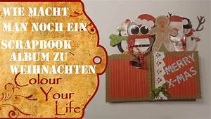 Last Minute Weihnachten : mini scrapbook album f r weihnachten last minute 2 ~ Orissabook.com Haus und Dekorationen