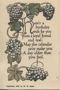 Happy Birthday Dear Friend Poem
