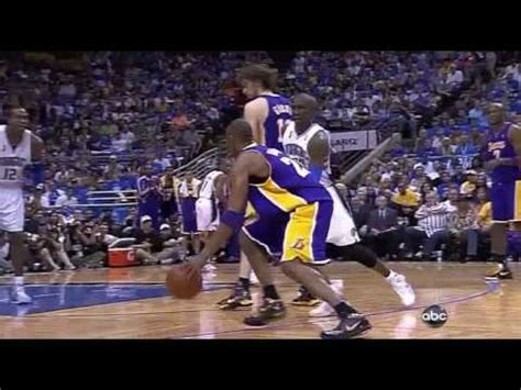 lakers  magic game  highlights  nba finals