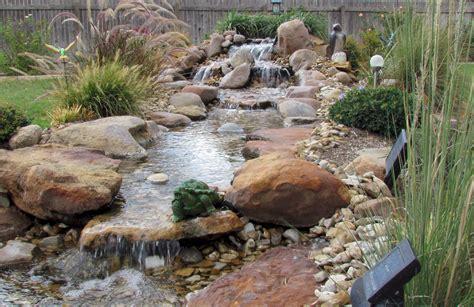 backyard streams and waterfalls image result for diy backyard waterfall and