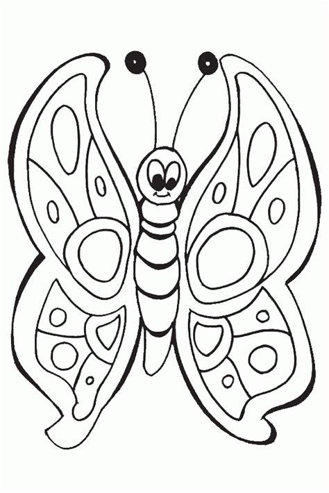 butterfly pictures to color beautiful butterfly coloring page coloring home