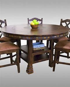 Sunny Designs Dining Table Santa Fe SU 1225DC