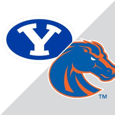 BYU vs. Boise State - Game Summary - November 6, 2020 - ESPN