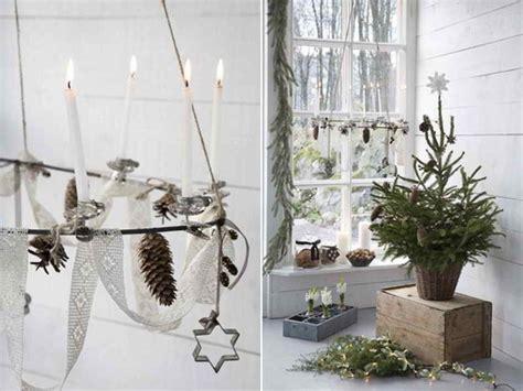 Ideas For Diy Christmas Decor From Scandinavia