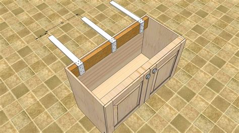 How To Install Corbels For Granite Countertops by L Bracket Installation Exle Granite