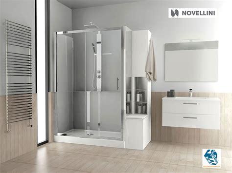trasformare vasca in doccia trasformazione da vasca in doccia con novellini revolution