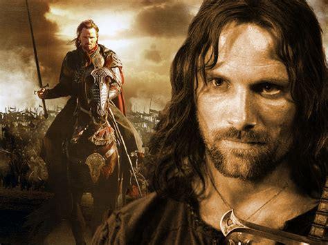 Aragorn Lord Of The Rings Wallpaper 3605028 Fanpop
